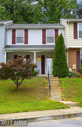 Townhouse, Traditional - ELKRIDGE, MD (photo 1)