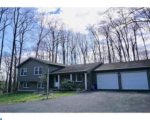 Contemporary, Detached - EAST GREENVILLE, PA (photo 1)