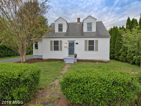 Cape Cod, Detached - BERRYVILLE, VA (photo 1)