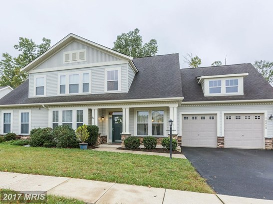 Contemporary, Detached - WALDORF, MD (photo 1)