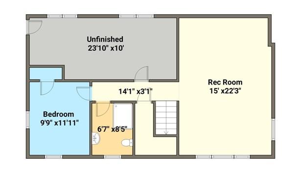 Residential, Split-Foyer - Roanoke, VA (photo 4)