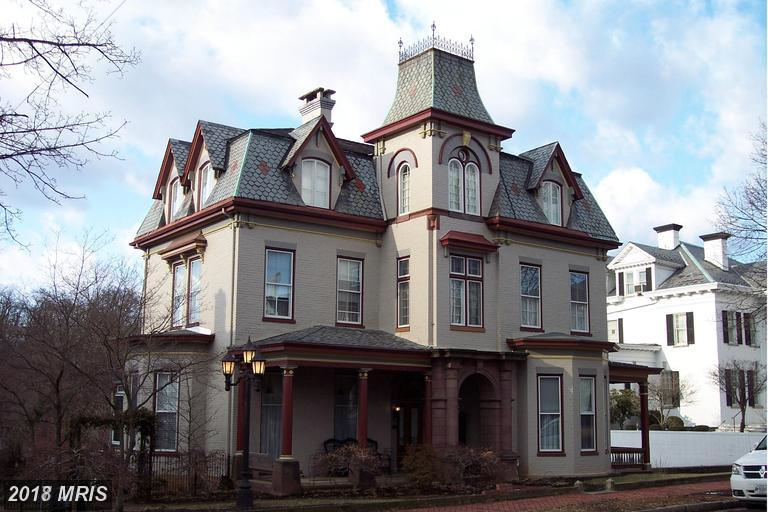 Victorian, Detached - CUMBERLAND, MD (photo 1)