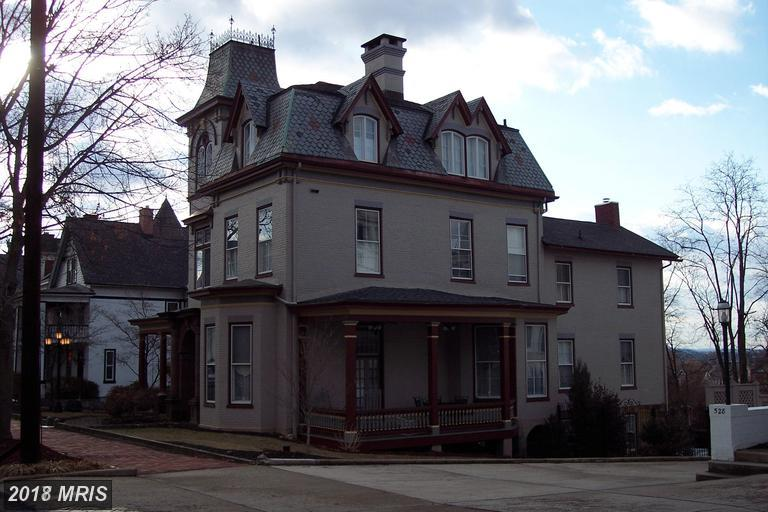 Victorian, Detached - CUMBERLAND, MD (photo 2)