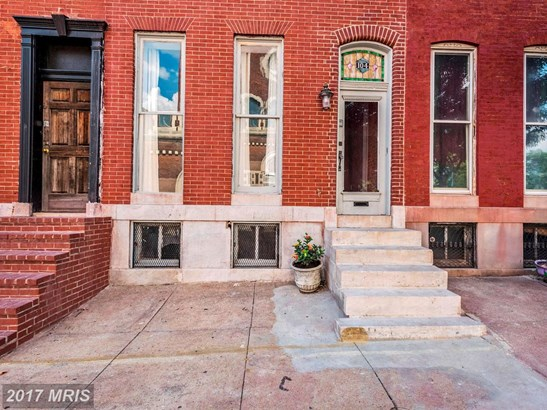 Colonial, Attach/Row Hse - BALTIMORE, MD (photo 1)