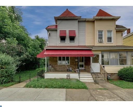 Semi-Detached, Colonial,EndUnit/Row - BRISTOL, PA (photo 1)
