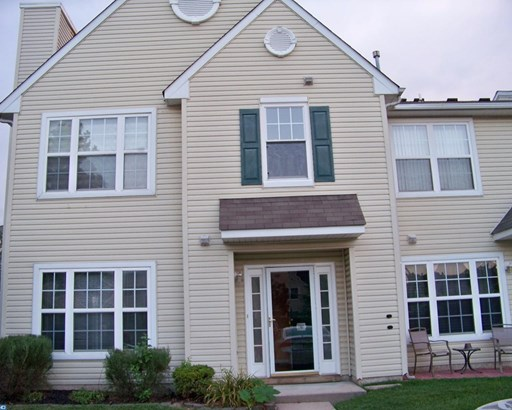 Row/Townhouse/Cluster, Traditional - PALMYRA, NJ (photo 1)