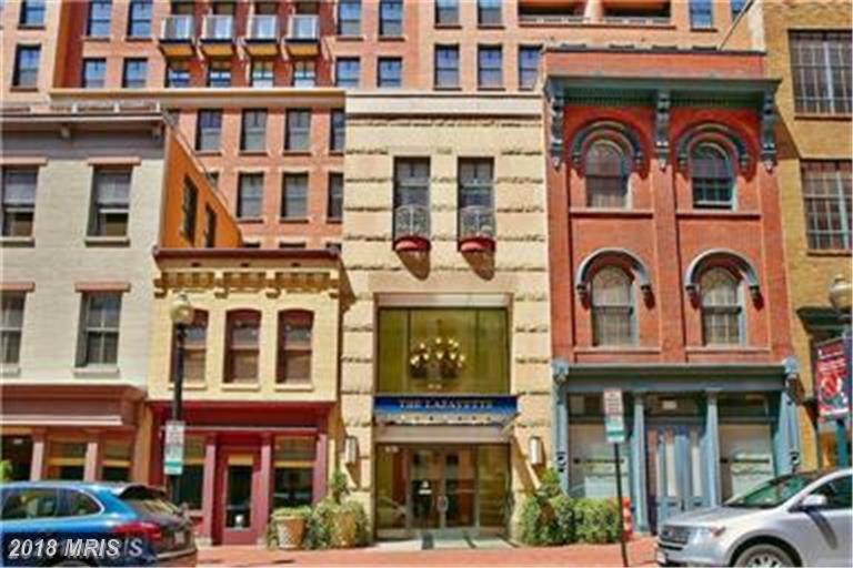 Hi-Rise 9+ Floors, Traditional - WASHINGTON, DC (photo 2)