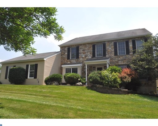 Colonial, Detached - HARLEYSVILLE, PA (photo 1)