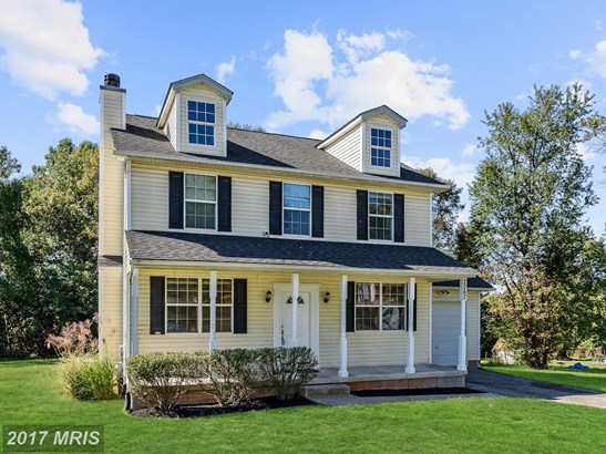 Colonial, Detached - HALETHORPE, MD (photo 1)