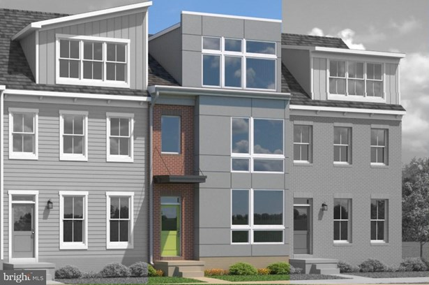 Townhouse, Row/Townhouse - FREDERICK, MD