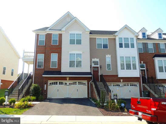 Townhouse, End of Row/Townhouse - ABINGDON, MD