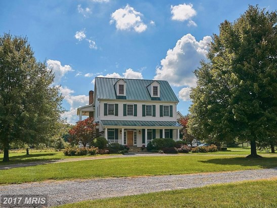 Colonial, Detached - ROUND HILL, VA (photo 1)