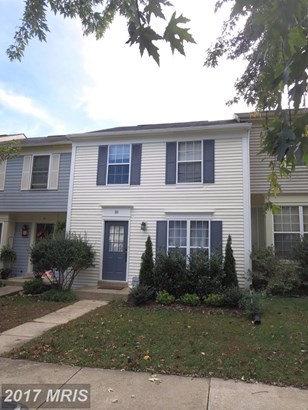 Townhouse, Colonial - NORTH POTOMAC, MD (photo 1)