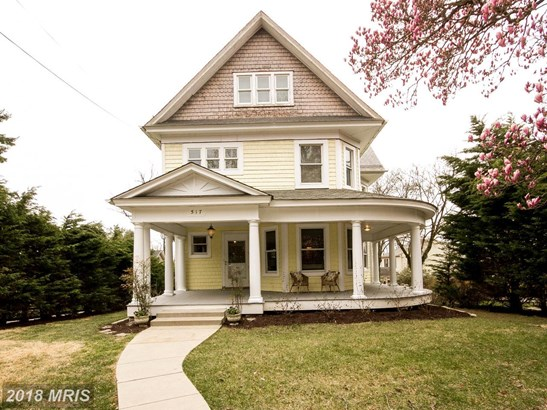 Victorian, Detached - TOWSON, MD (photo 3)