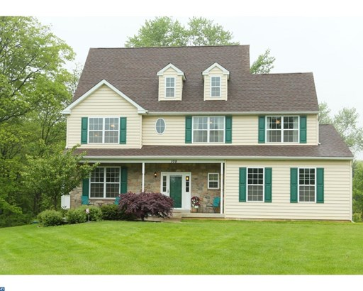 Colonial, Detached - LANSDALE, PA (photo 1)