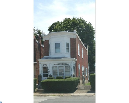 Colonial, Detached - CHESTER, PA