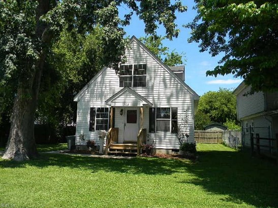 Cape Cod, Single Family - Hampton, VA (photo 1)