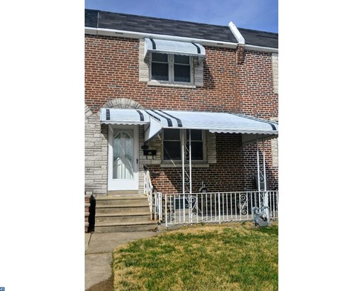 Row/Townhouse, Traditional - GLENOLDEN, PA (photo 1)