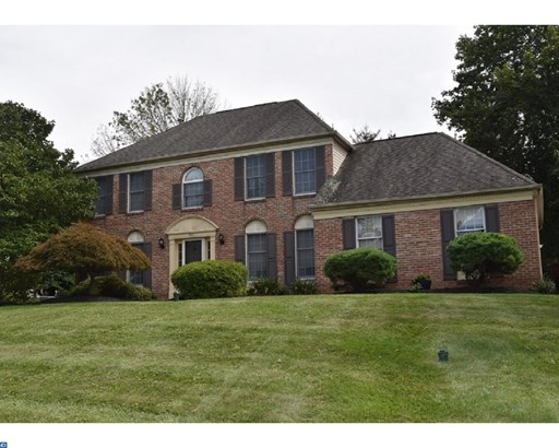 Colonial, Detached - NORTH WALES, PA (photo 1)