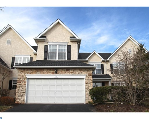 Row/Townhouse, Colonial - BLUE BELL, PA (photo 1)