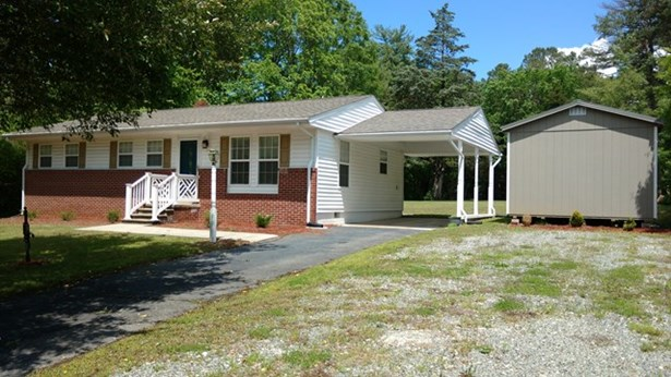 Ranch, Single Family - Halifax, VA (photo 1)
