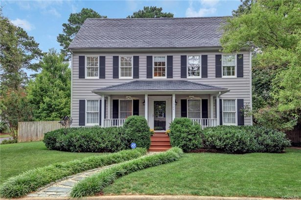 2-Story, Colonial, Single Family - Richmond, VA