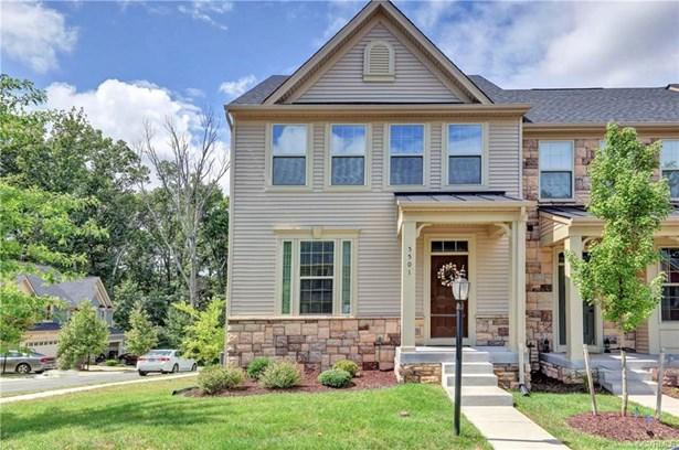 Condo/Townhouse, 2-Story, Rowhouse/Townhouse - Richmond, VA