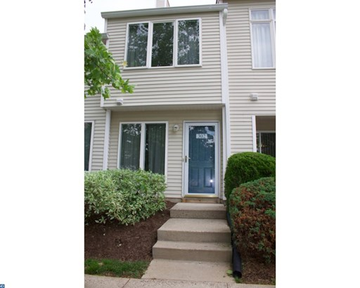 Row/Townhouse, Traditional - MONTGOMERYVILLE, PA (photo 1)