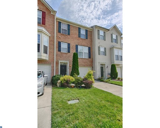 Row/Townhouse, Contemporary - SICKLERVILLE, NJ (photo 1)