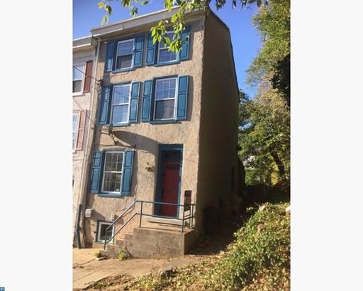 Row/Townhouse, Colonial,EndUnit/Row - PHILADELPHIA, PA (photo 1)