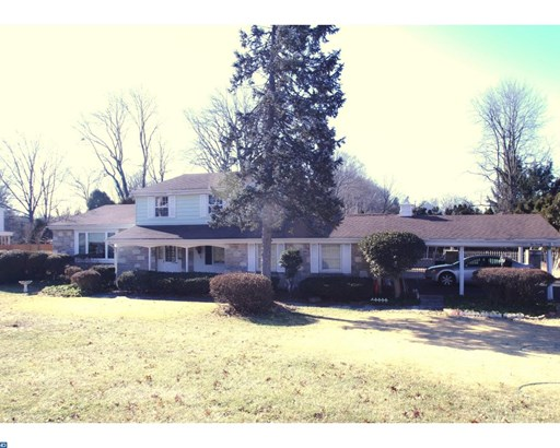 Colonial, Detached - HUNTINGDON VALLEY, PA (photo 1)