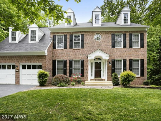 Colonial, Detached - EDGEWATER, MD (photo 1)