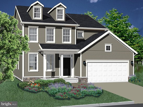 Detached, Single Family - COLLEGEVILLE, PA