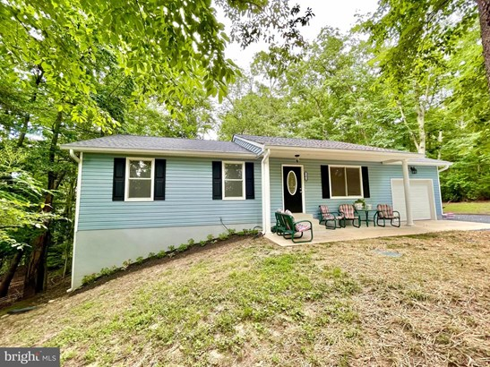 Detached, Single Family - LUSBY, MD