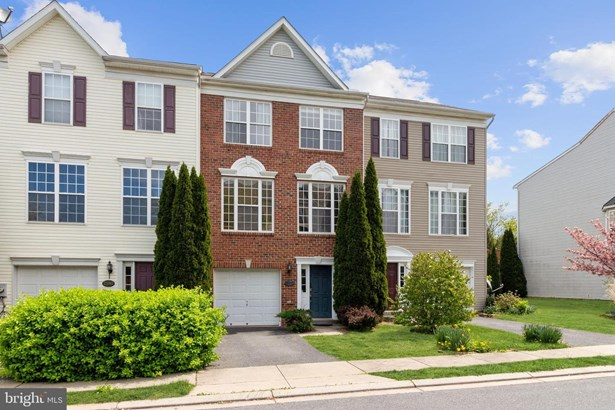 Townhouse, Interior Row/Townhouse - FREDERICK, MD