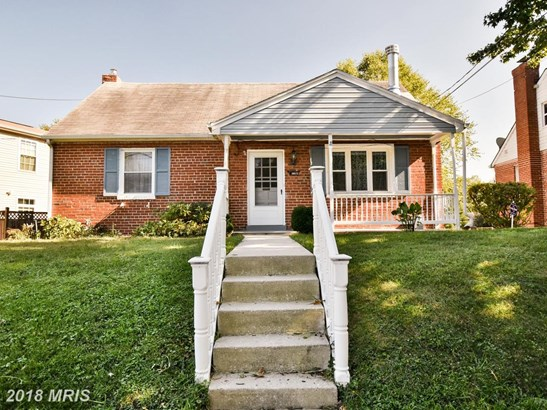 Raised Rancher, Detached - SILVER SPRING, MD (photo 1)