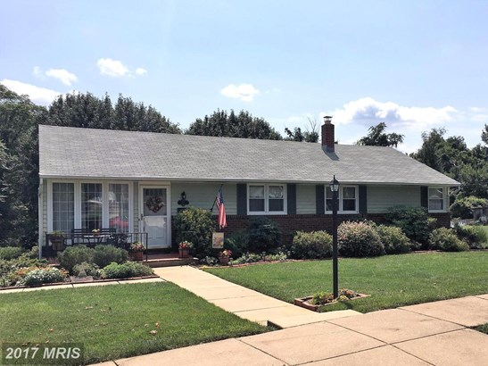 Rancher, Detached - CATONSVILLE, MD (photo 1)