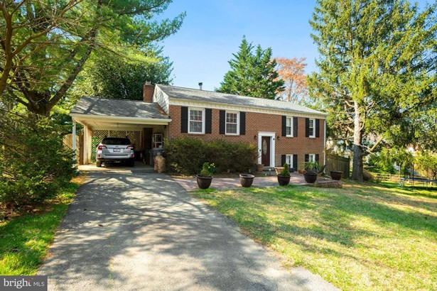 Detached, Single Family - ROCKVILLE, MD