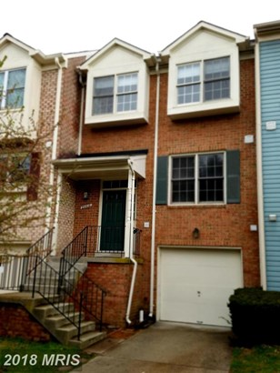 Townhouse, Traditional - MONTGOMERY VILLAGE, MD (photo 1)
