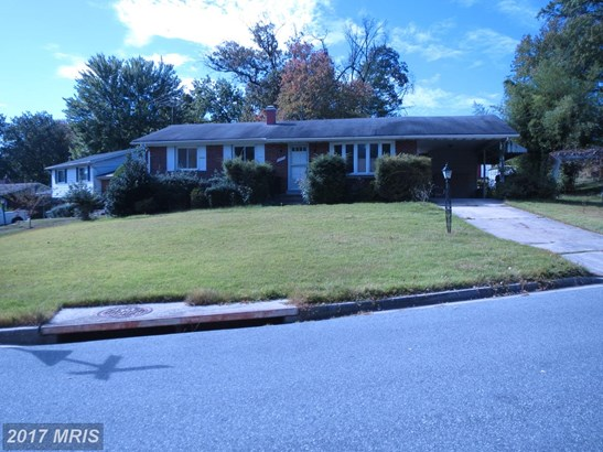Rancher, Detached - COLLEGE PARK, MD (photo 1)
