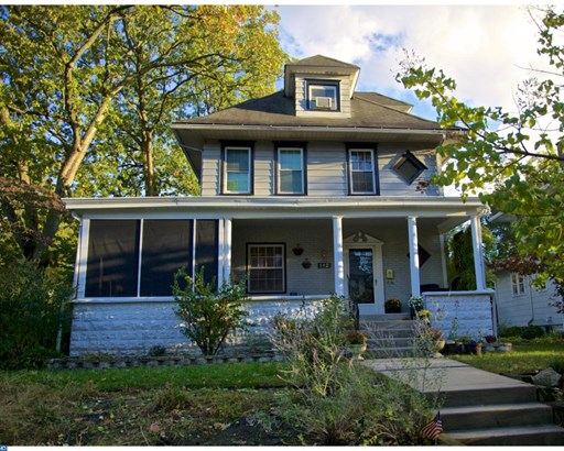 Victorian, Detached - COLLINGSWOOD BORO, NJ (photo 1)