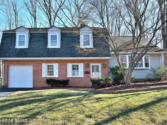 Split Level, Detached - ANNANDALE, VA (photo 1)