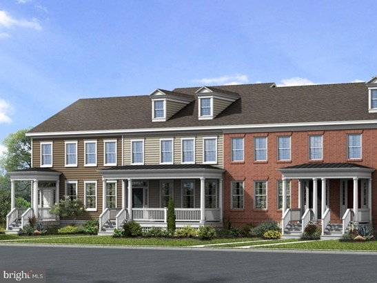 Townhouse, End of Row/Townhouse - MIDDLETOWN, DE