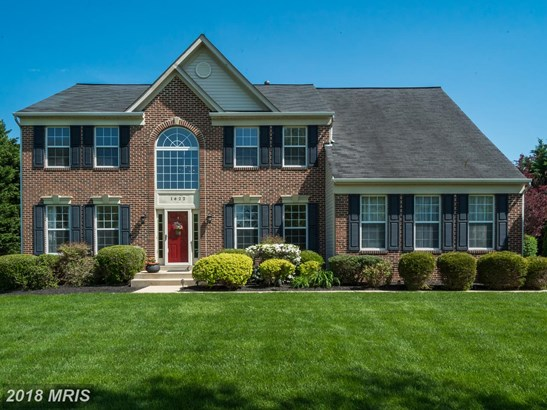 Traditional, Detached - HUNTINGTOWN, MD (photo 1)