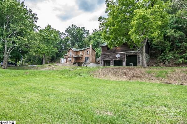Farm House, Log, Detached - FORT DEFIANCE, VA (photo 4)
