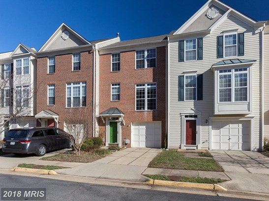 Townhouse, Traditional - CENTREVILLE, VA (photo 1)