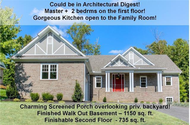 Cottage/Bungalow, Craftsman, Single Family - Richmond, VA (photo 1)