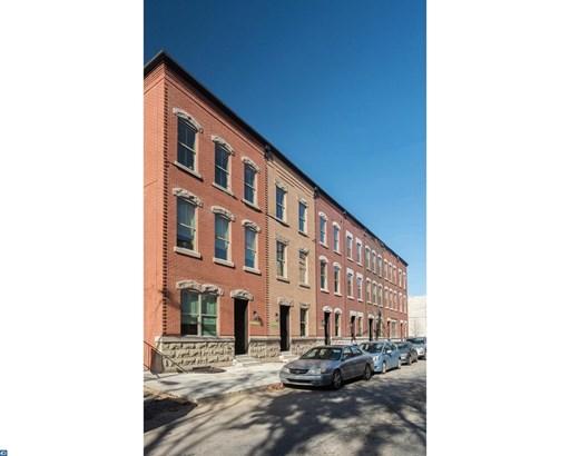 Row/Townhouse, Colonial,Traditional - PHILADELPHIA, PA (photo 3)