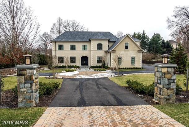 Detached, French Provincial - BETHESDA, MD (photo 1)