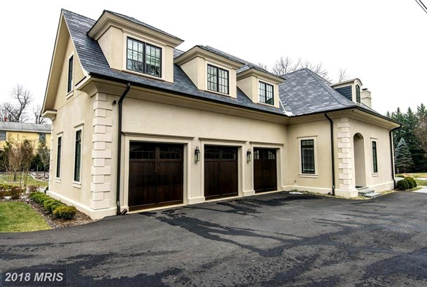 Detached, French Provincial - BETHESDA, MD (photo 2)